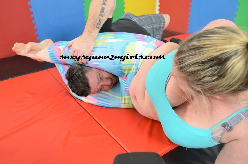 SSG-VC-084 The Big Squeeze